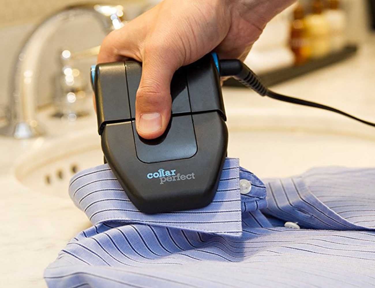 Collar Perfect – Compact Ironing Solution