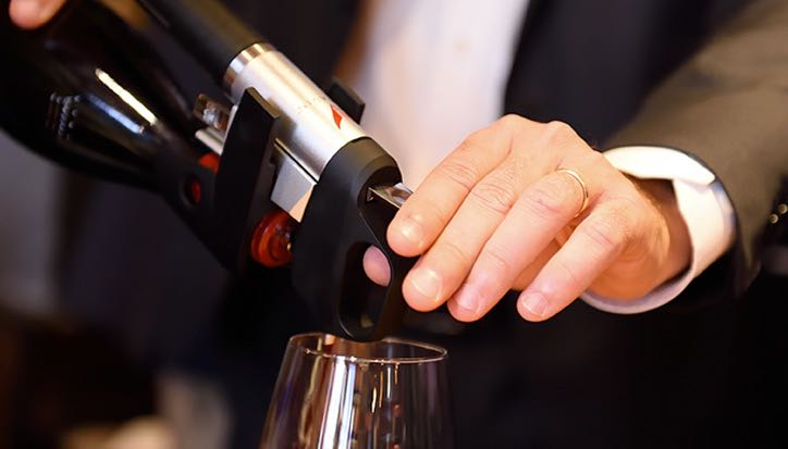 Coravin 1000 Lets You Sample Wine From The Bottle For