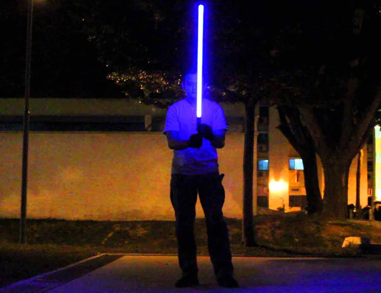 Dark Havoc Light Saber by Vader's Vault