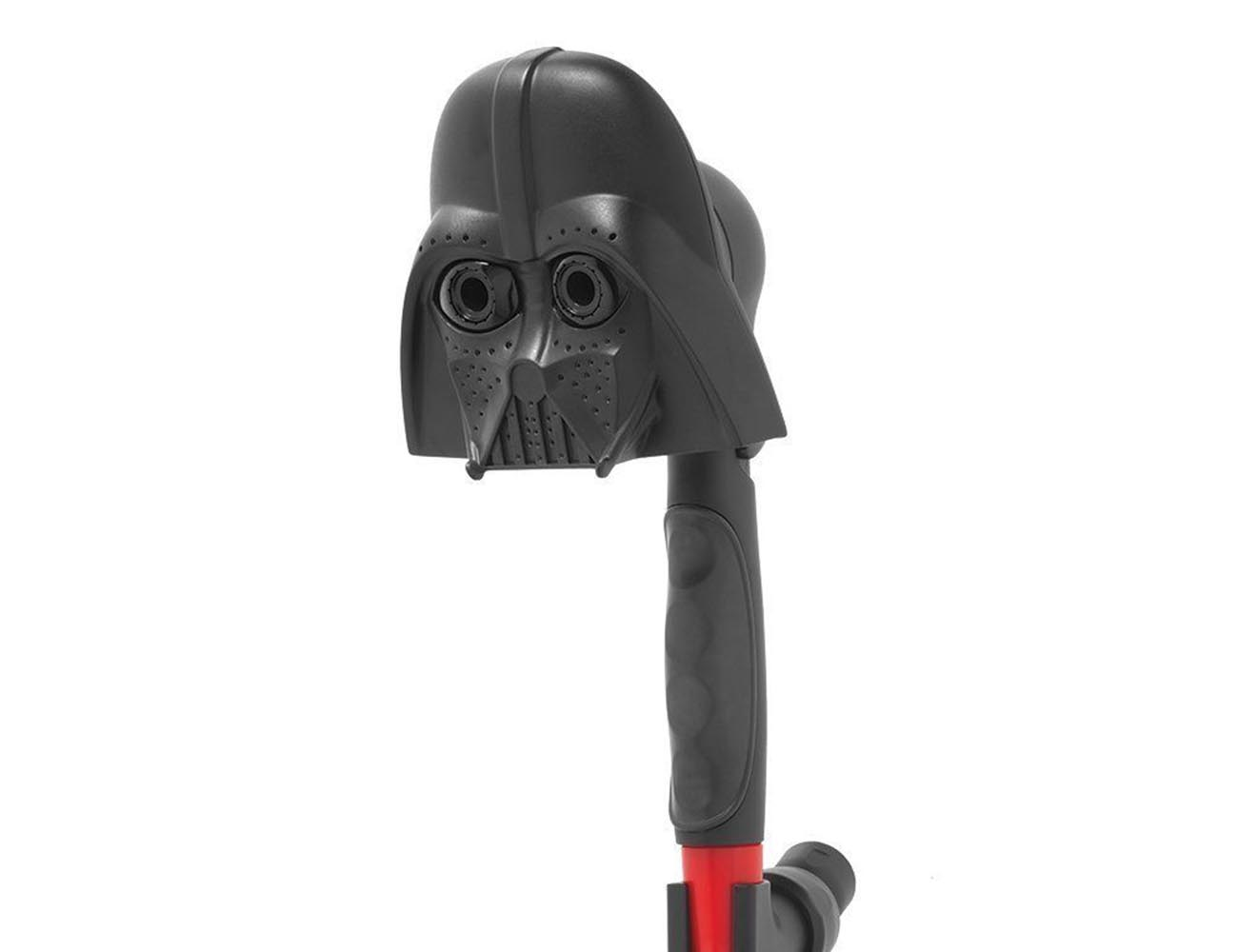 Darth Vader Showerhead by Oxygenics
