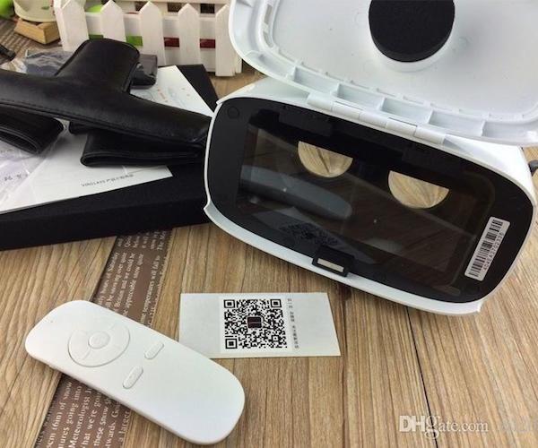 DeePoon VIRGLASS V2 3D Virtual Reality Headset