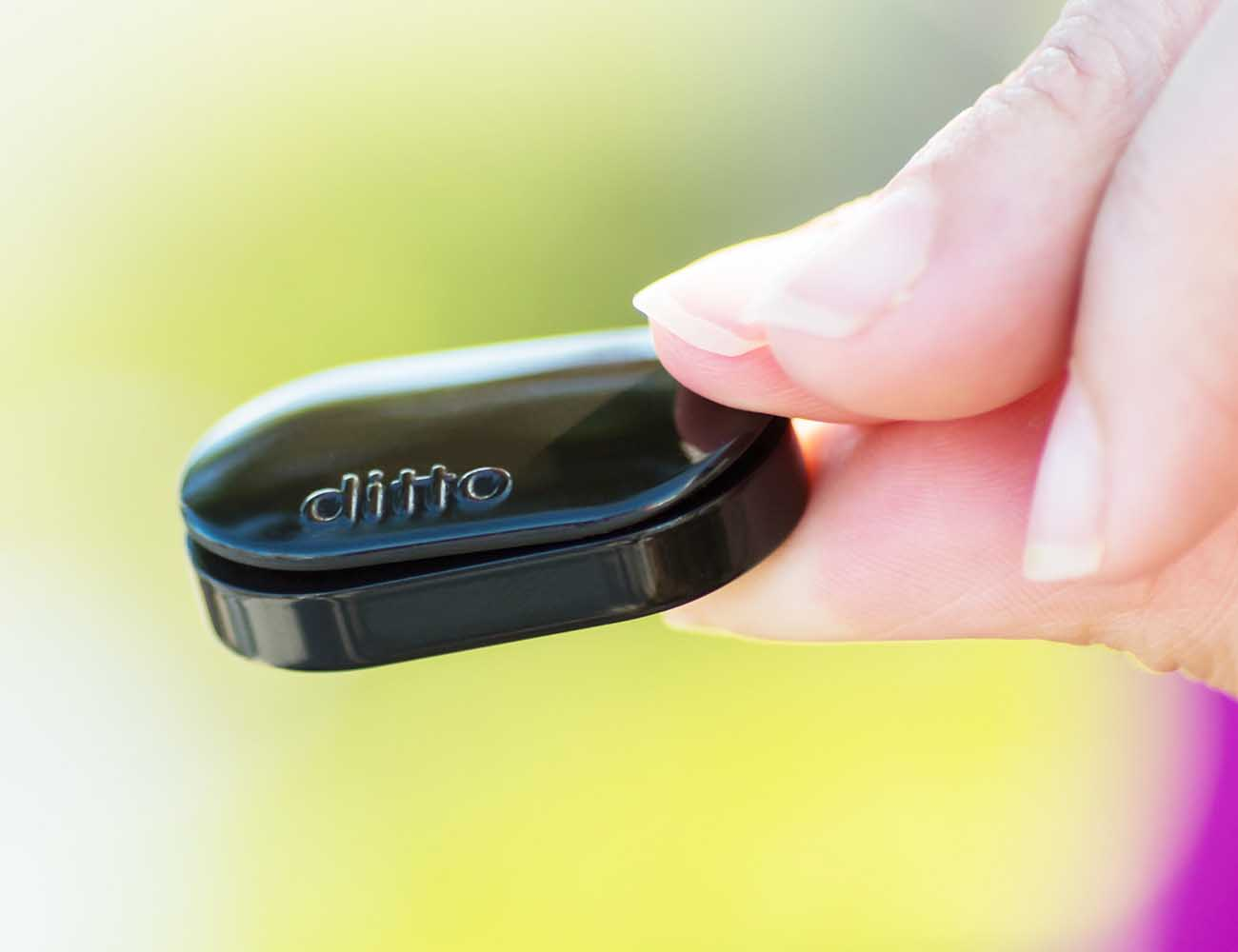 Ditto – Wearable for Smartphone Notifications