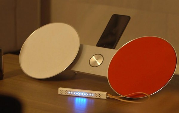 Mstick: Compact Virtual Assistant with Robust LED Lights
