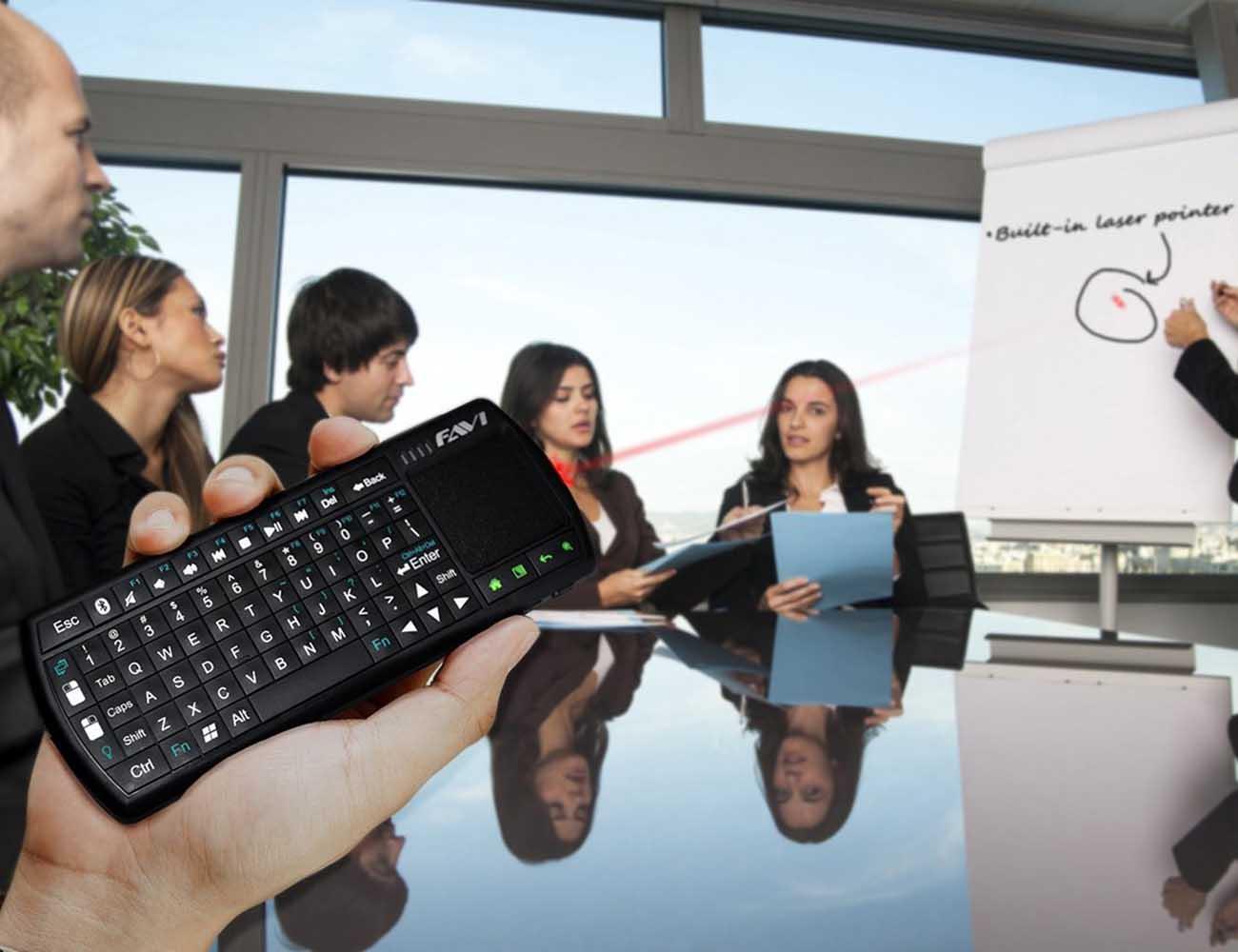 Favi Mini Bluetooth Keyboard