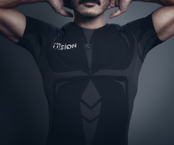 First V1sion – Smart Wearable to Broadcast Sports