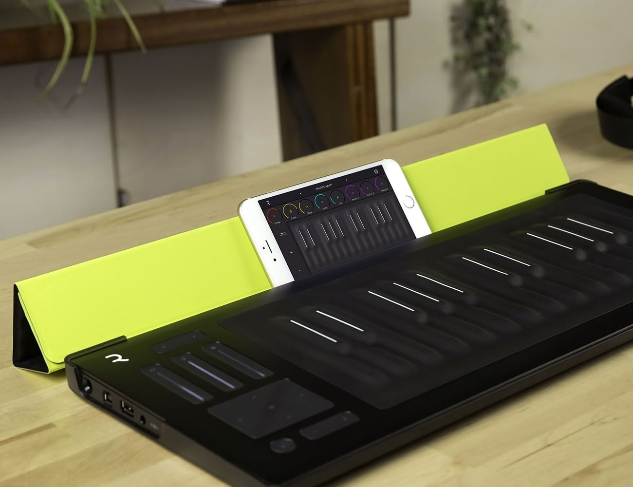 Flip Case for Seaboard RISE by Roli