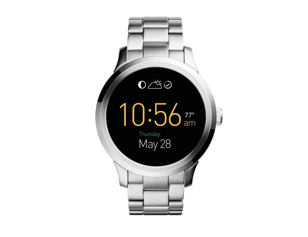 Fossil Q Founder Smartwatch » Gadget Flow