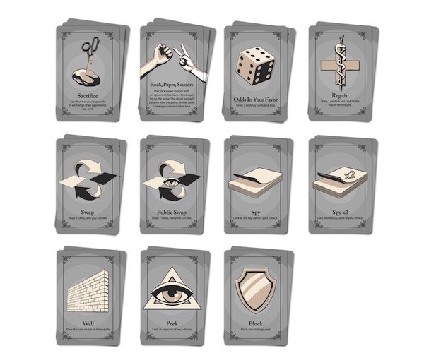 GG – An Addictive 15 Min Strategy Card Game