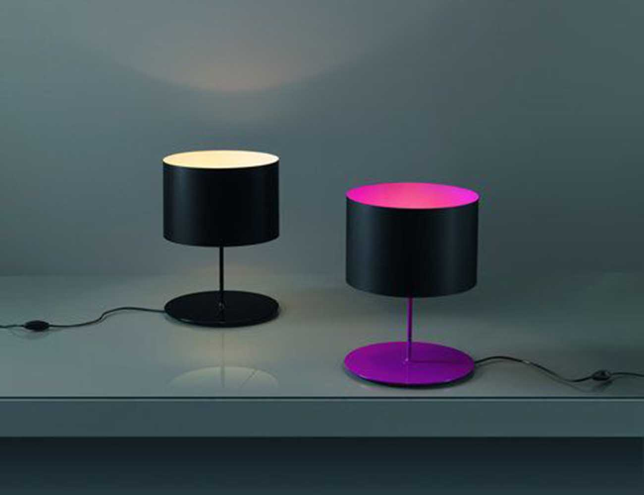 Half Moon Mini T40 Table Lamp from LOVEThESIGN