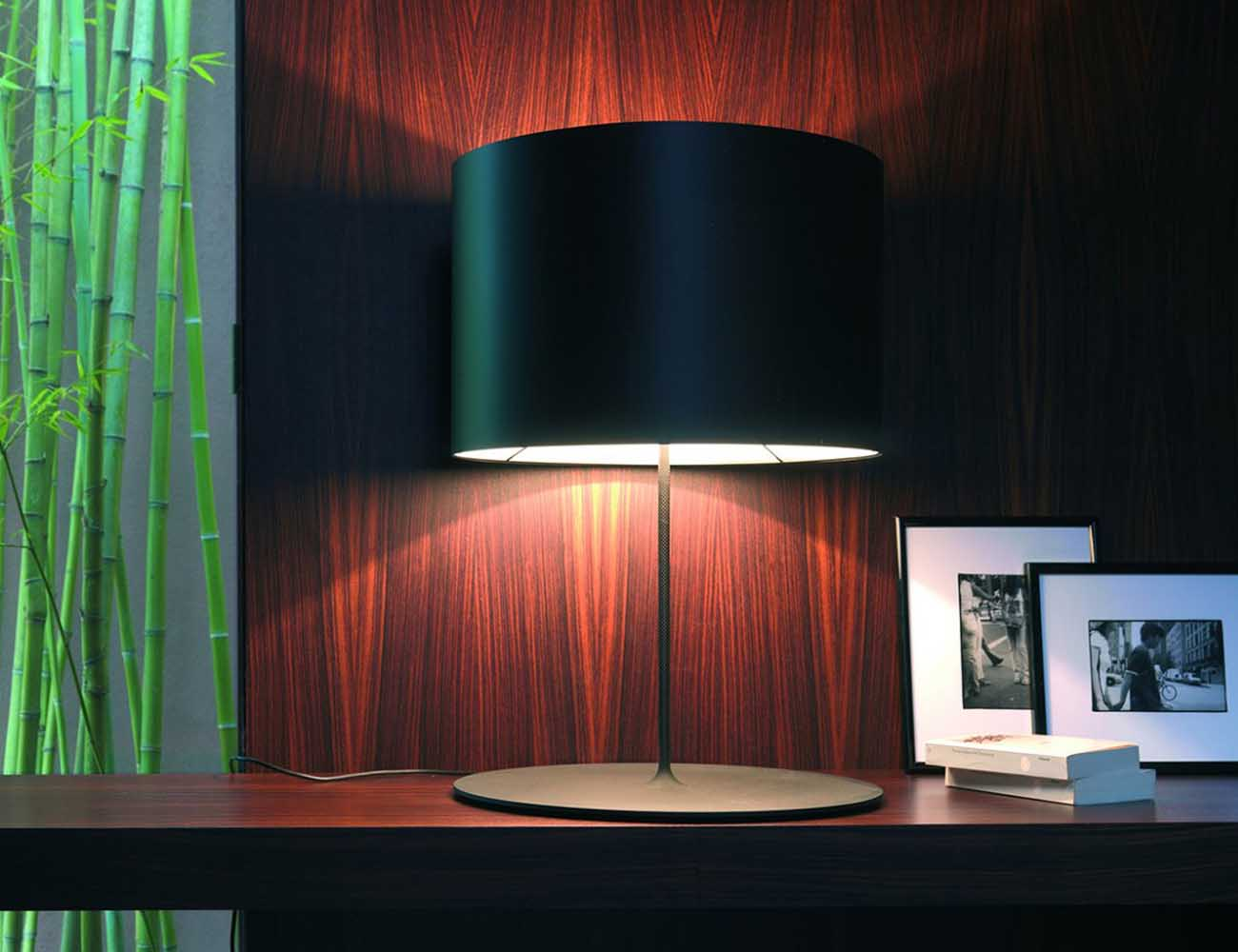 Half Moon Mini T40 Table Lamp from LOVEThESIGN