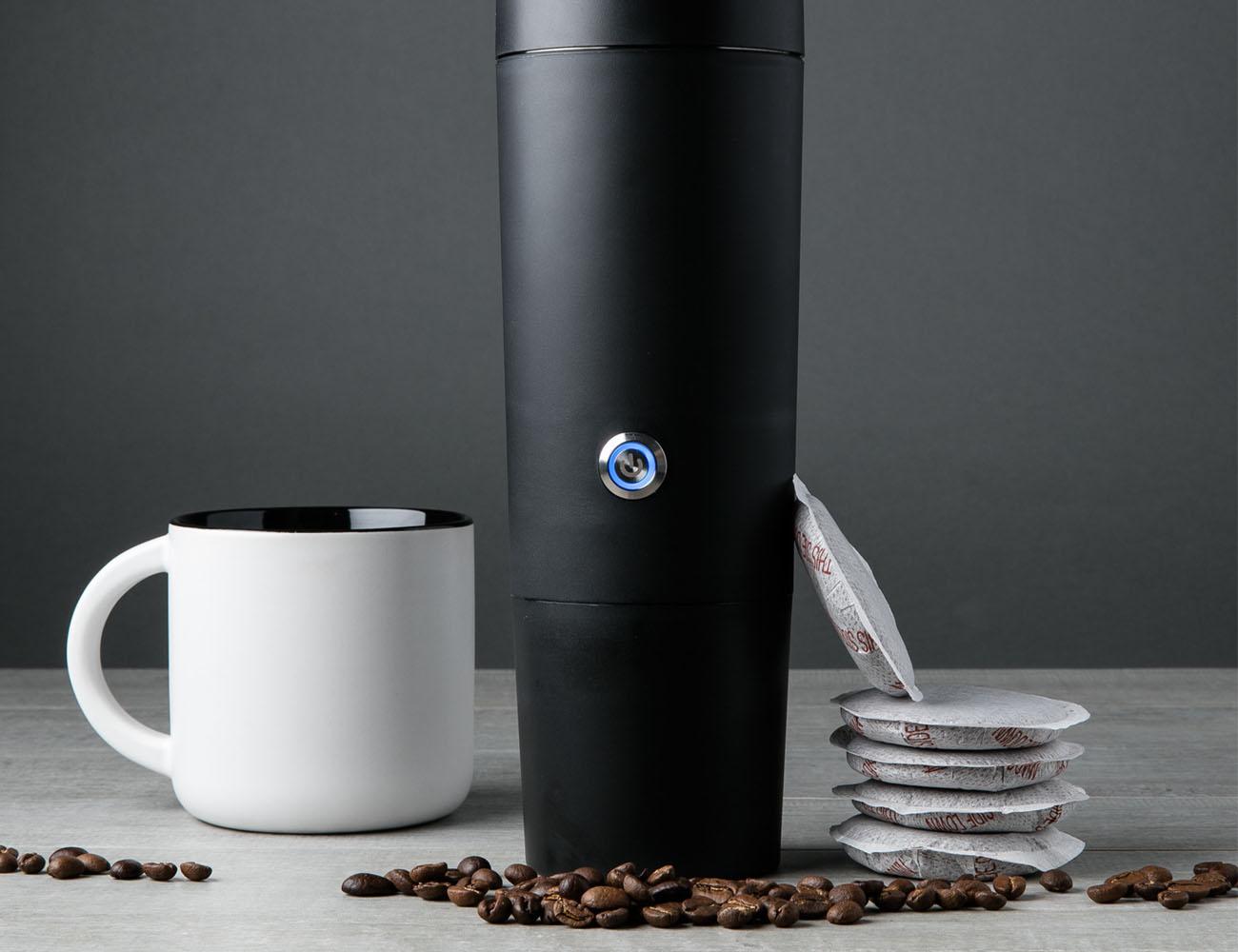 Hey Joe Coffee Brewer & Mug