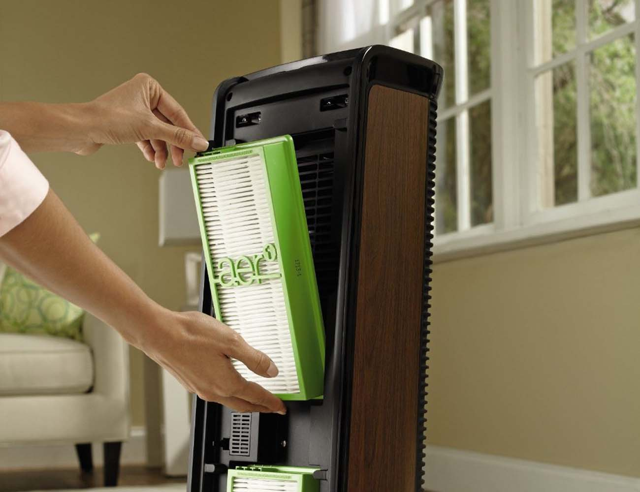 Holmes Smart Air Purifier with WeMo