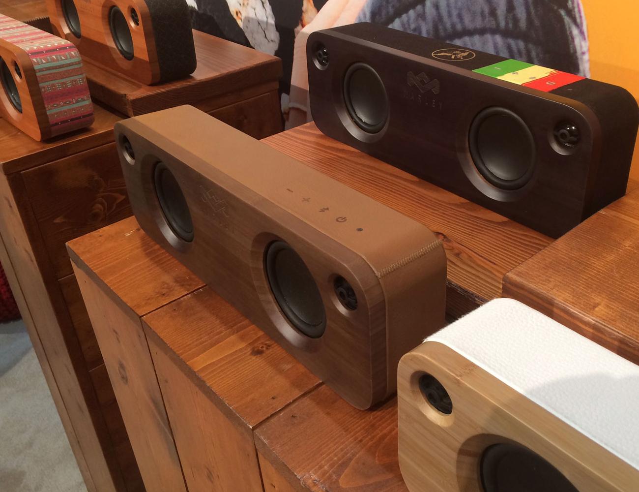 House of Marley Portable Speaker Bundle