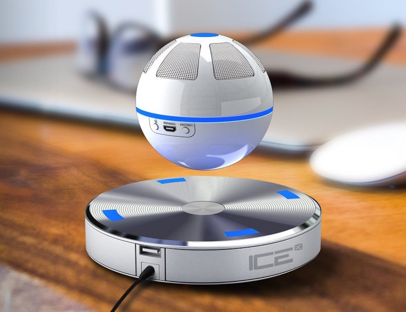 ICEORB Floating Bluetooth Speaker