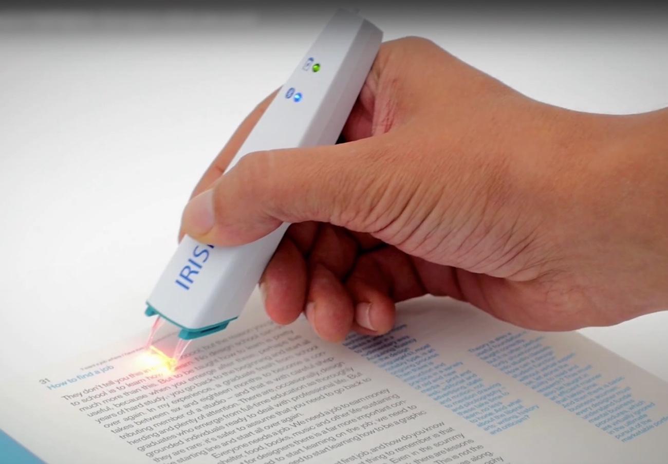IRISPen Air 7 – Wireless Scanner Pen