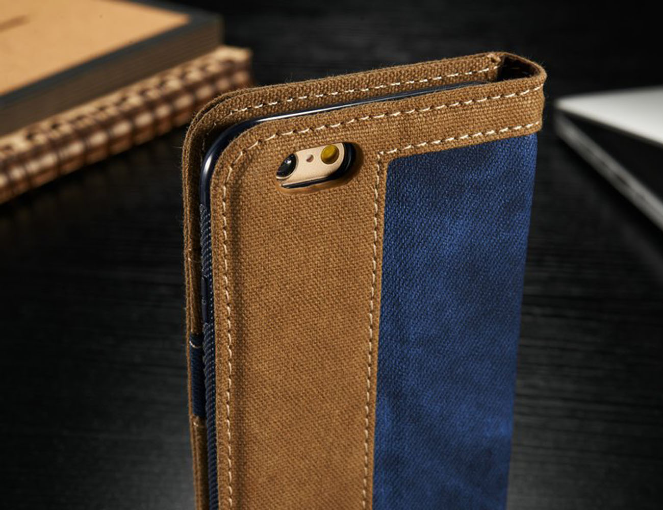 Jeans Wallet iPhone Case