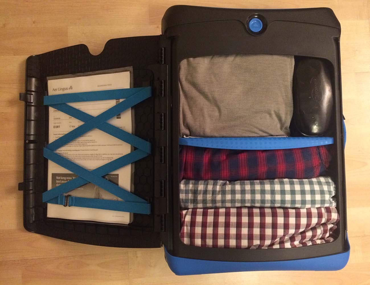 Jurni – The Ultimate Sit-On, Carry on Suitcase
