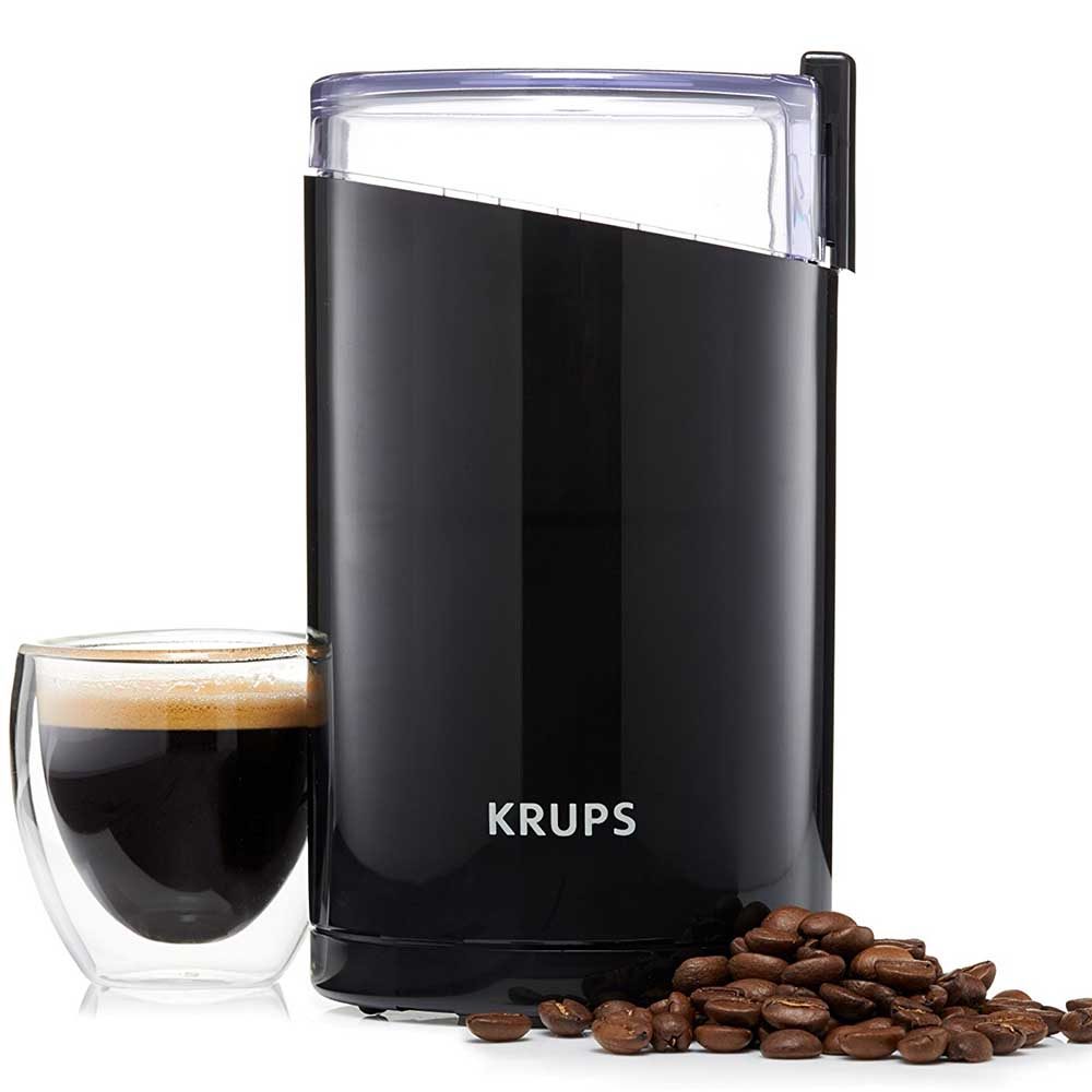 Electric Spice Grinder ~ Krups electric spice and coffee grinder gadget flow