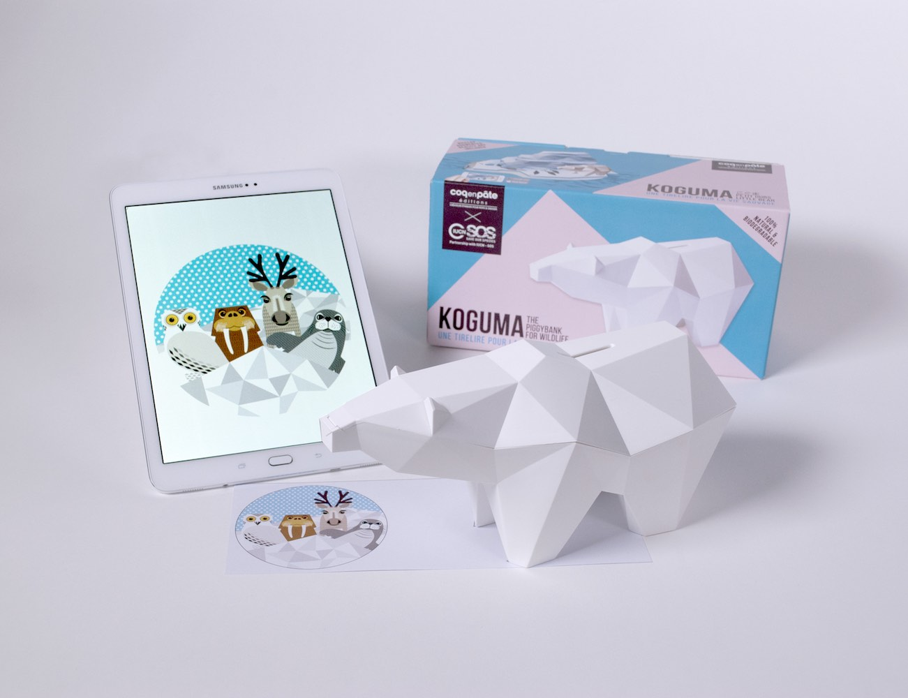 Koguma – The Piggybank For Wildlife