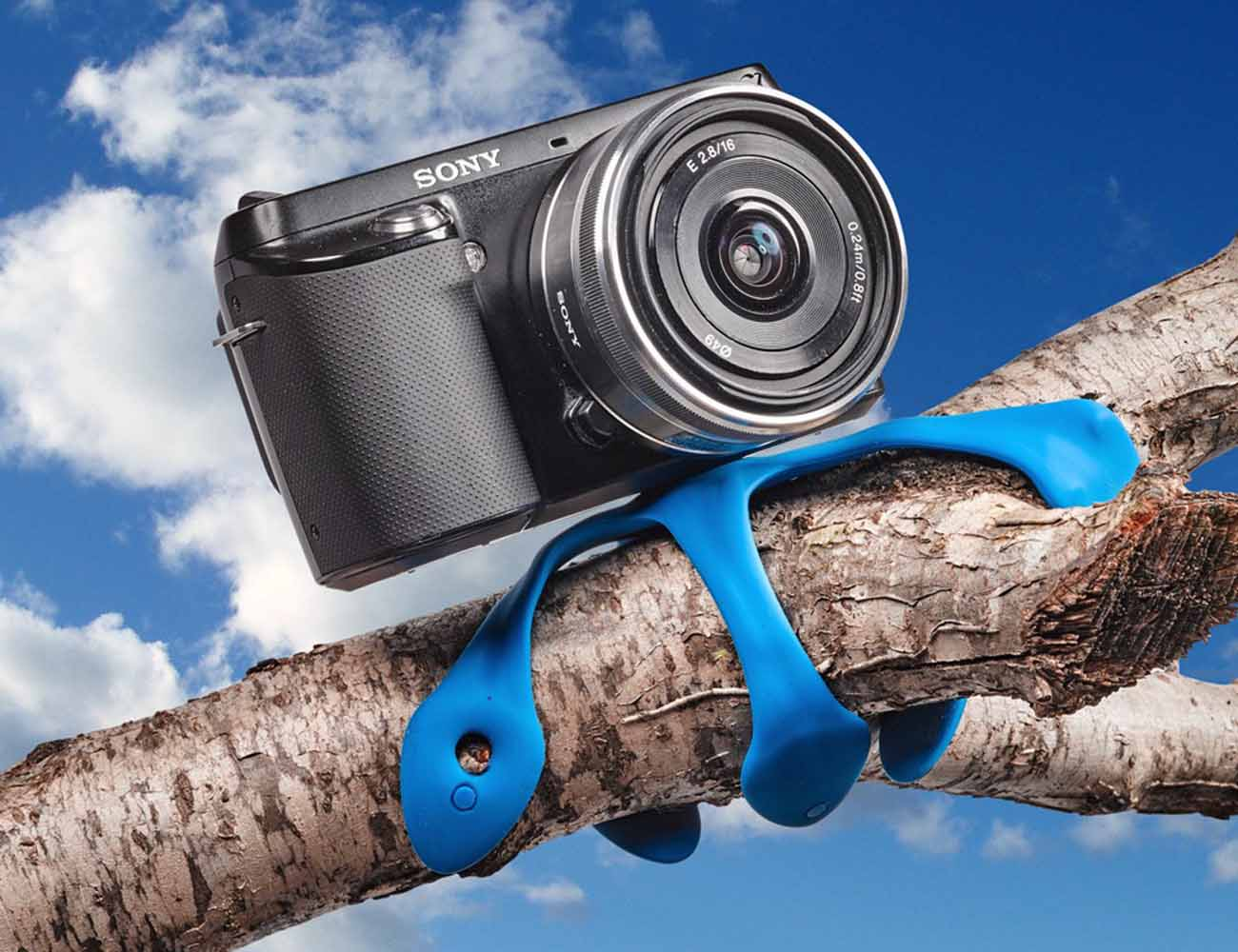 Miggo Splat – Flexible Tripod for Action Cameras