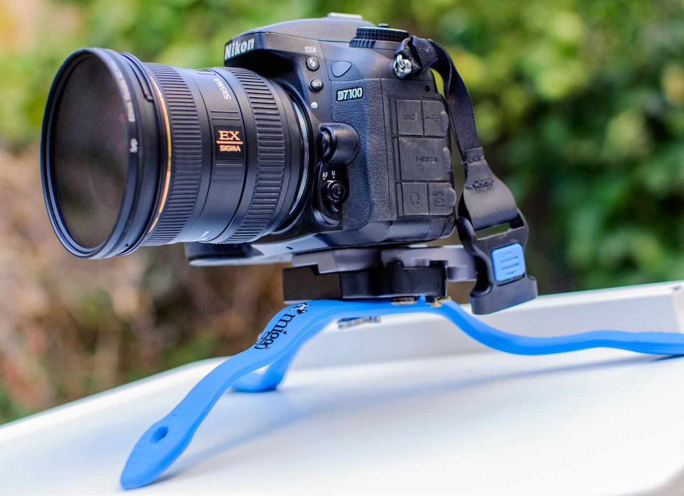Miggo Splat – Flexible Tripod for Action Cameras