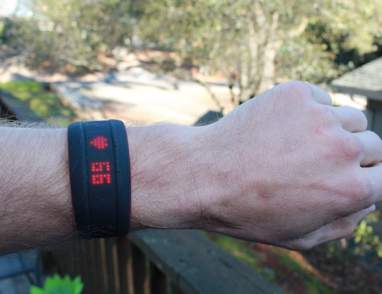 Mio FUSE Heart Rate and Activity Tracker