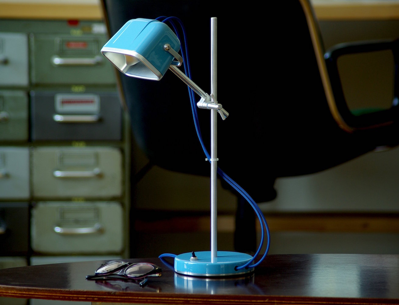 Mob Table Lamp by Swabdesign