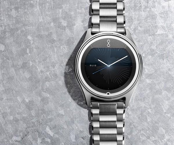 Model One Smartwatch by Olio