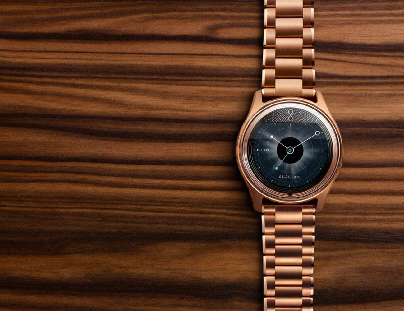 Model One Smartwatch by Olio