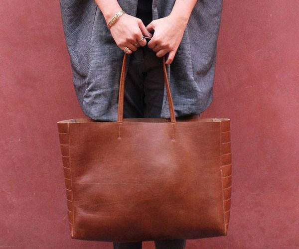 Moto Tote by Future Glory Co.