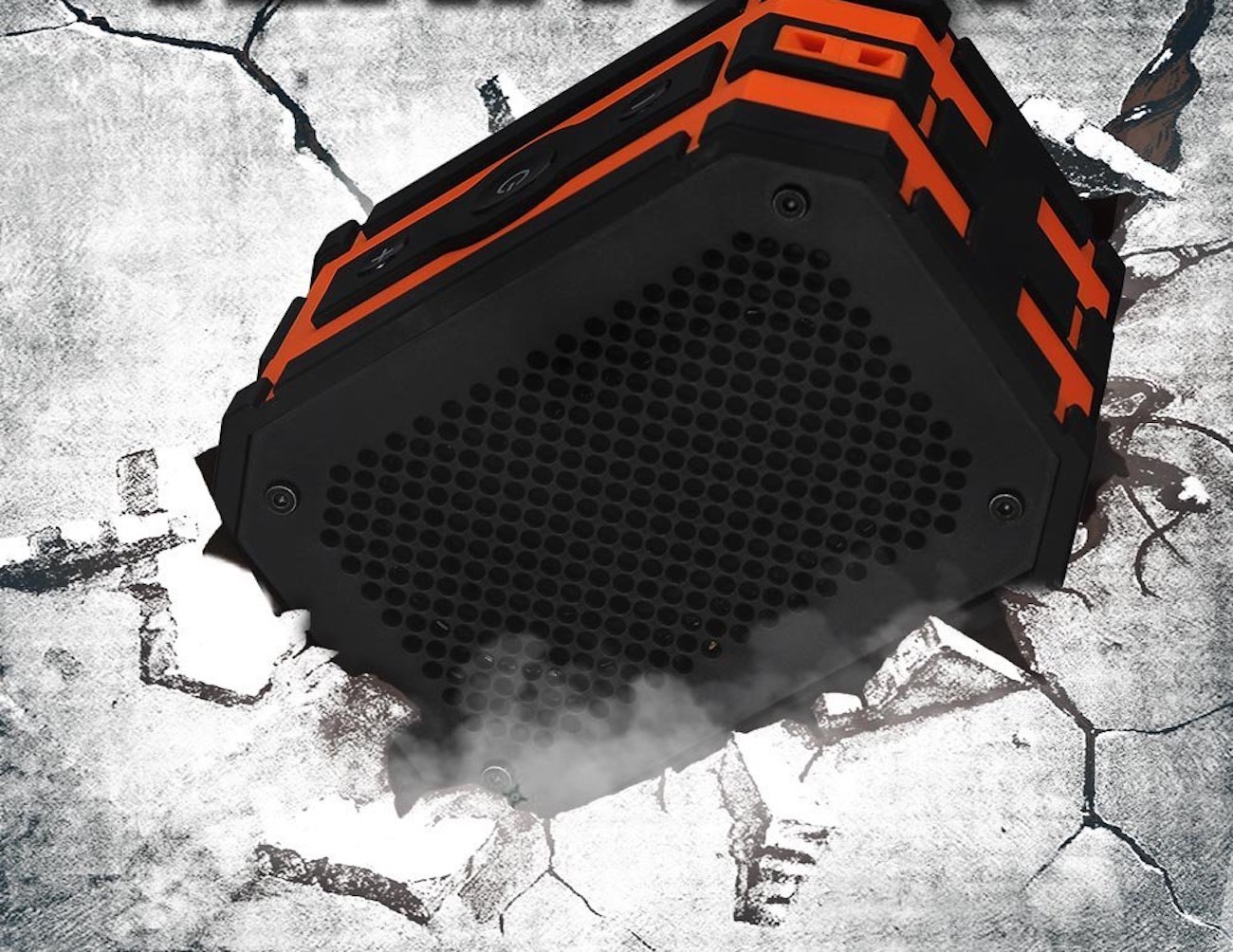 Mpow Armor – Portable Bluetooth Speaker and Power Bank
