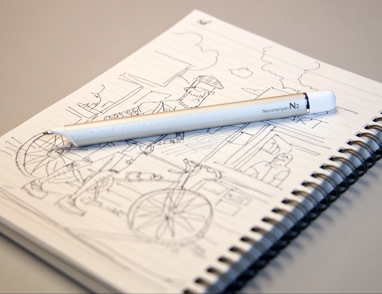 Neo N2 – Paper to Device Smartpen