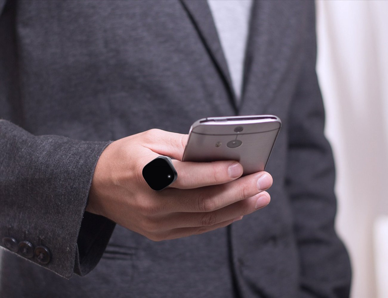 Neyya – The Bluetooth Enabled Smart Ring