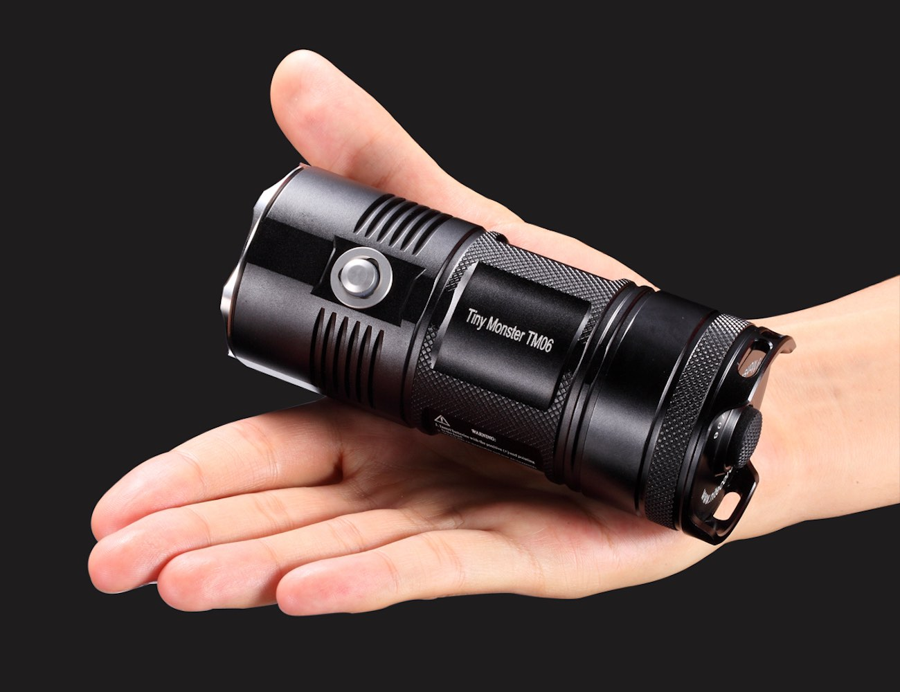 NiteCore TM26 Tiny Monster Flashlight