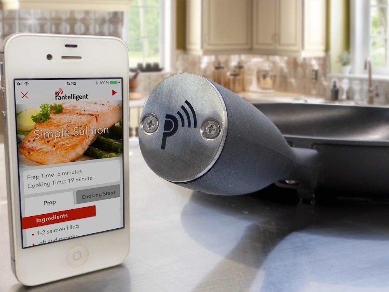 Pantelligent – Smart Frying Pan