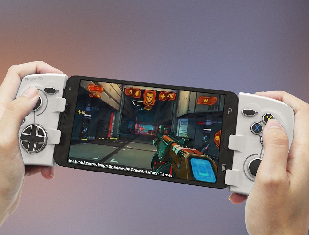 Phonejoy Bluetooth Controller for Android Phones