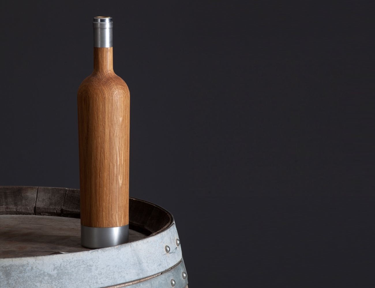 Pinocchio Barrique Wine Aging Bottle