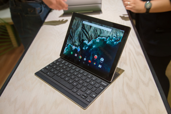 Google Pixel C: Because Everyone Wants a Hybrid Tablet
