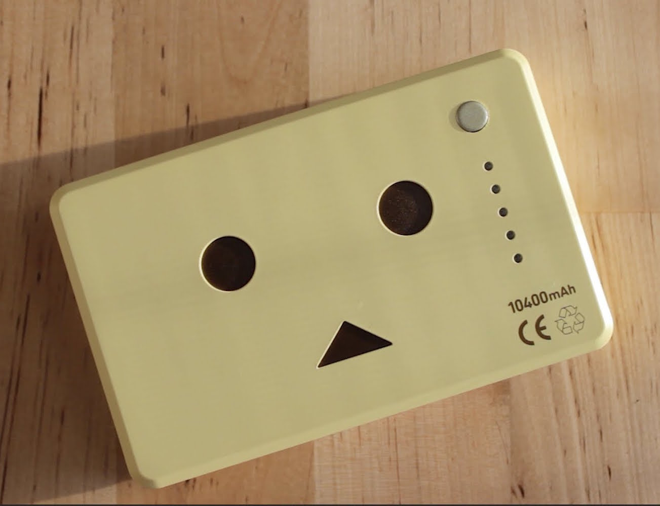 Power Plus DANBOARD External Battery Pack by cheero