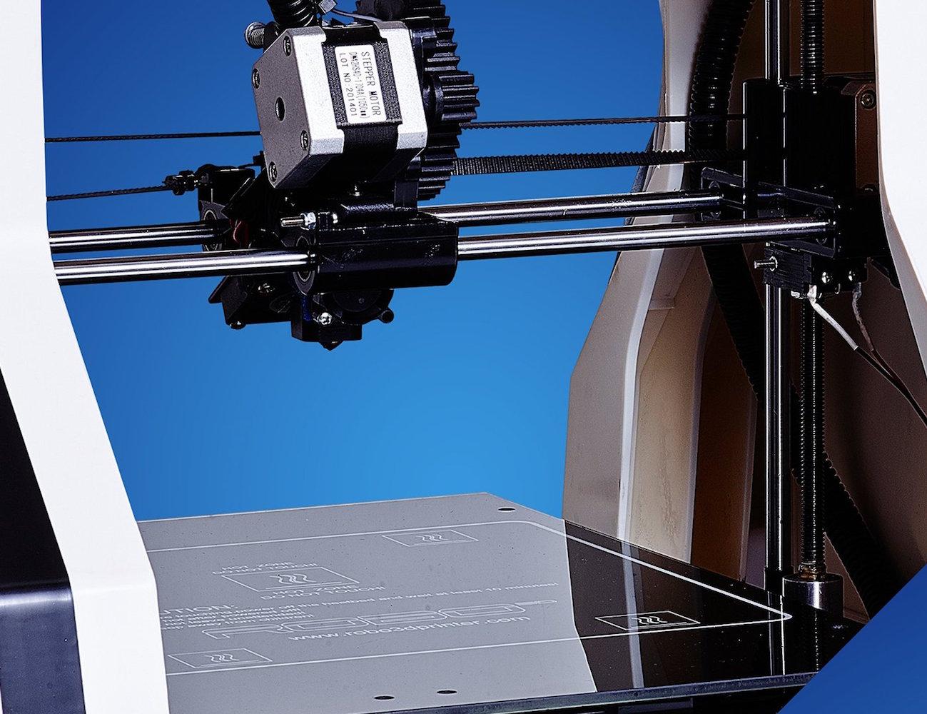 ROBO 3D R1 Plus Fully Assembled 3D Printer