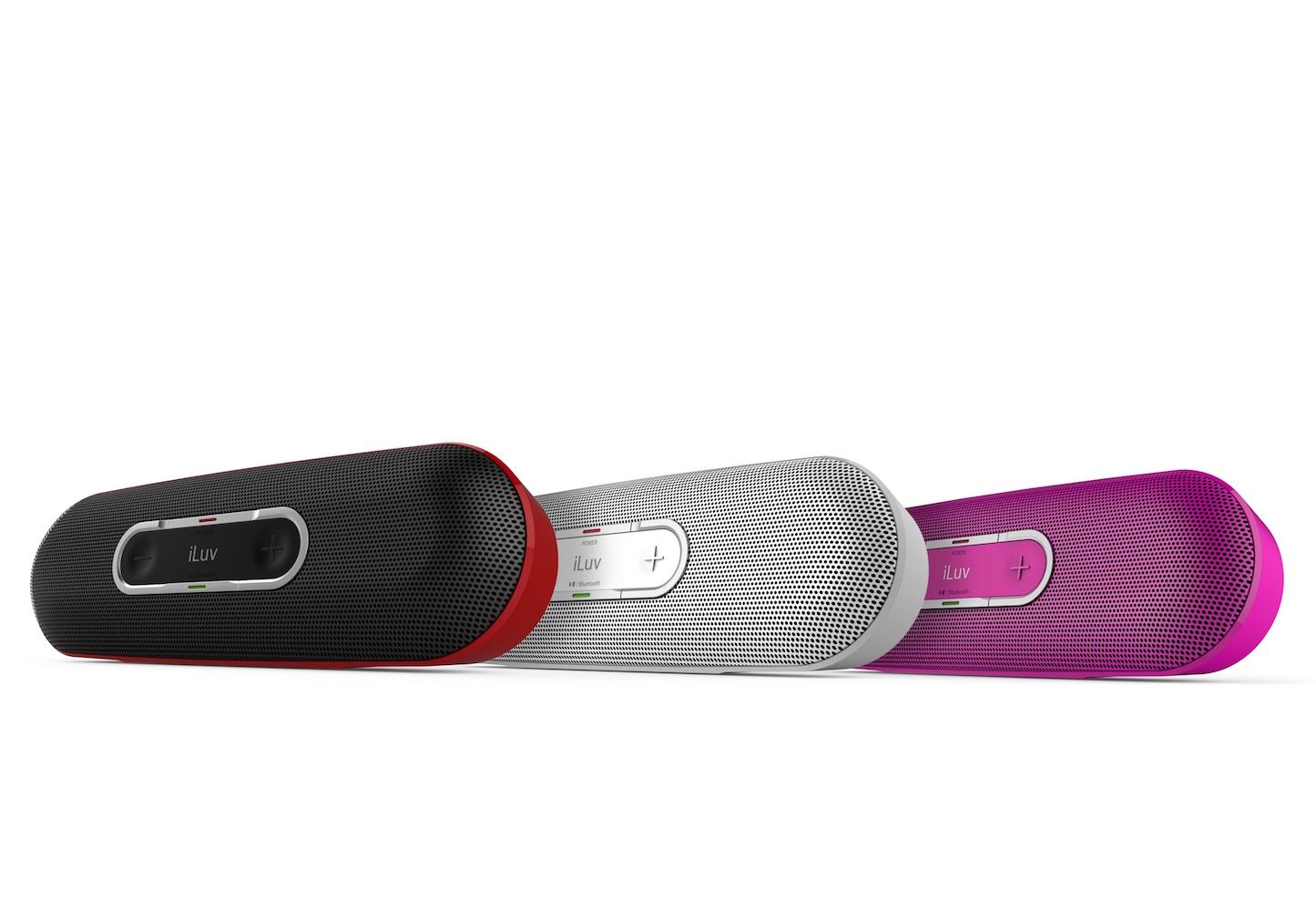 Rollick Wireless Bluetooth Speaker by iLuv