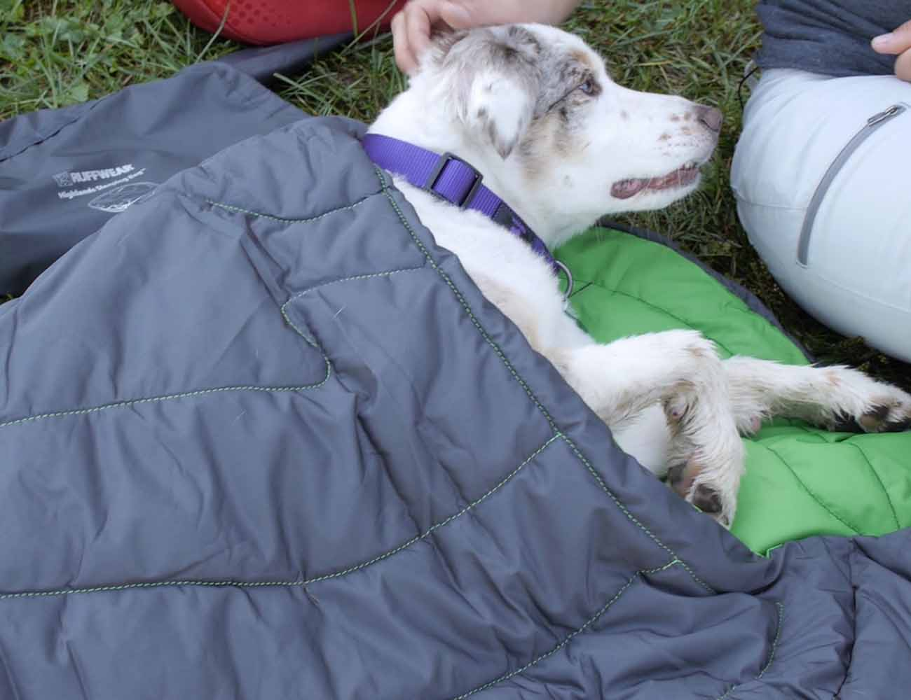 Ruffwear Highlands Sleeping Bag for Dogs