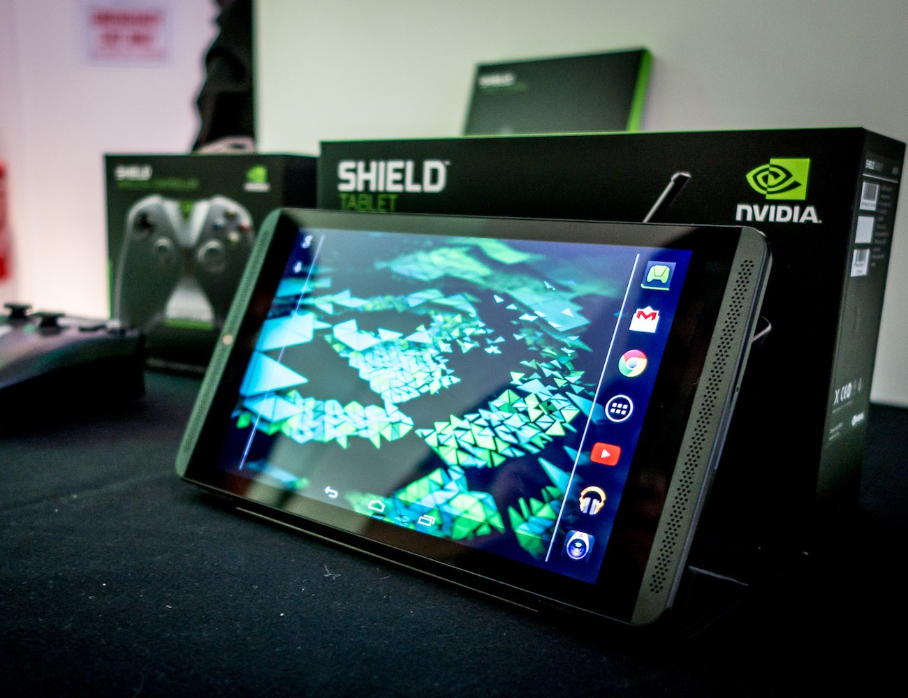 SHIELD Tablet K1 by Nvidia