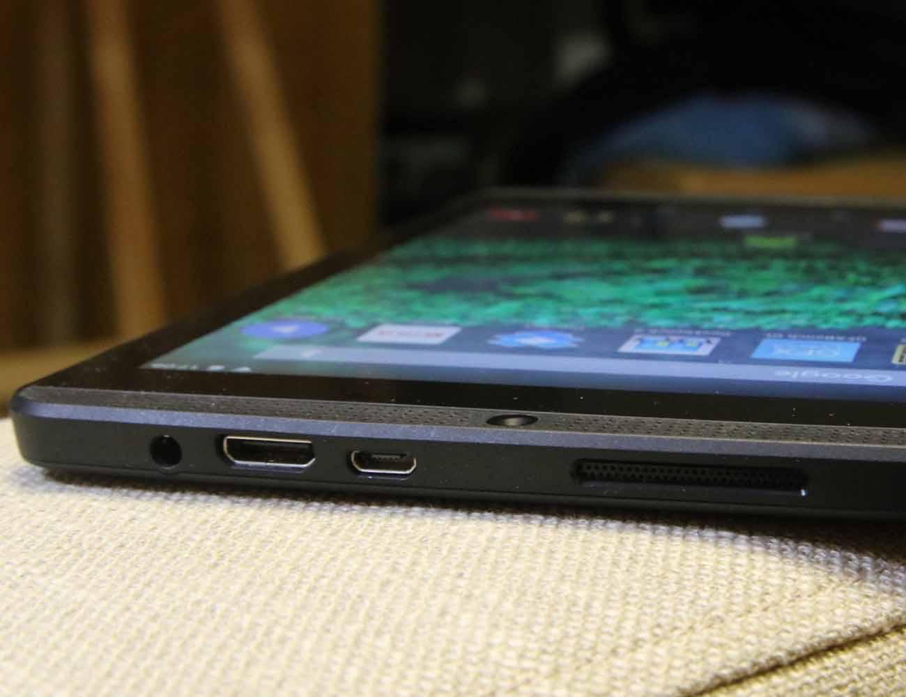 SHIELD Tablet K1 by Nvidia