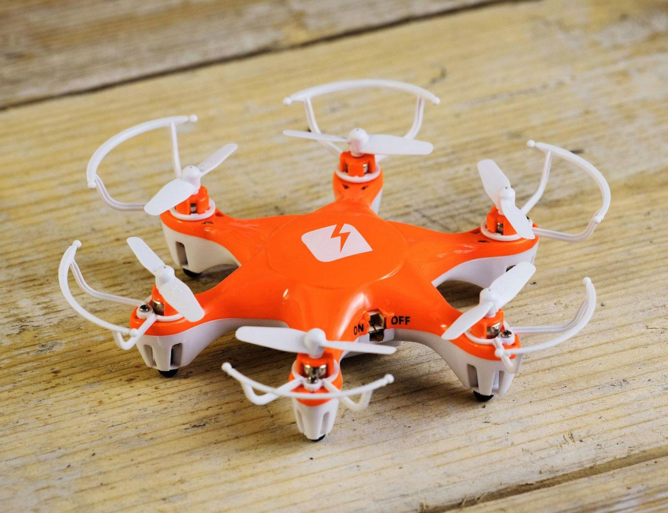 SKEYE Hexa Drone by TRNDlabs
