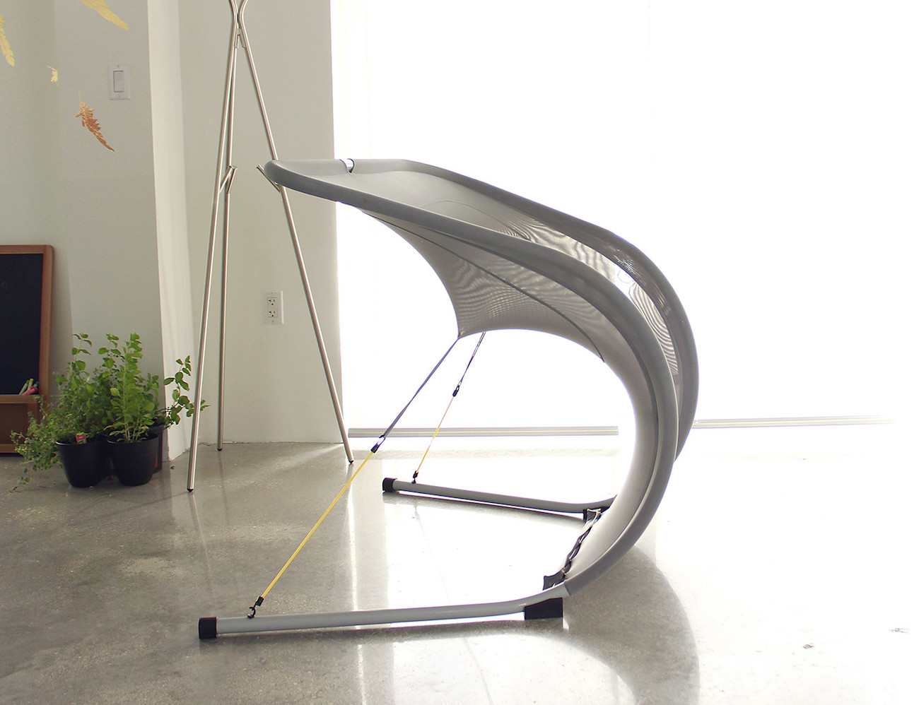 SUZAK – The Multi-Position Chair