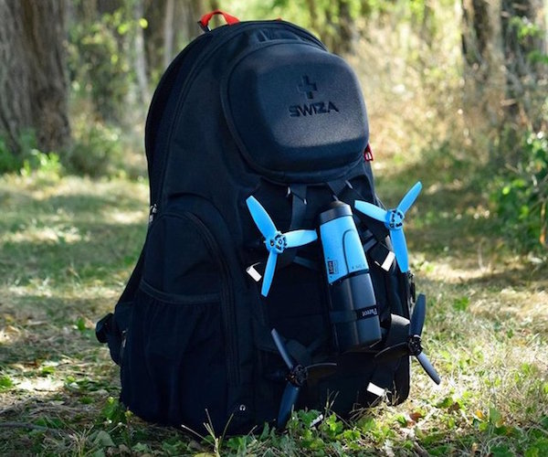 SWIZA Maverick Drone Transport Backpack
