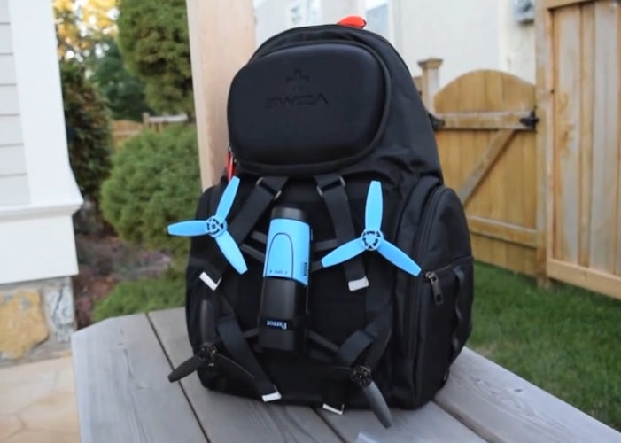 Swiza Maverick Drone Transport Backpack 187 Gadget Flow