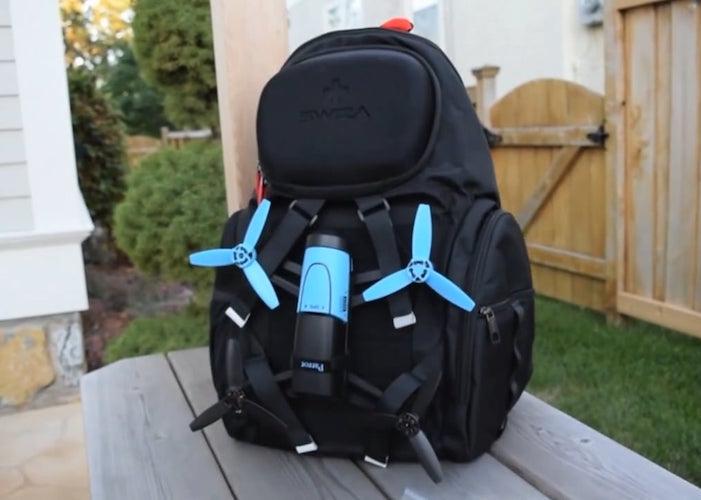 SWIZA Maverick Drone Transport Backpack