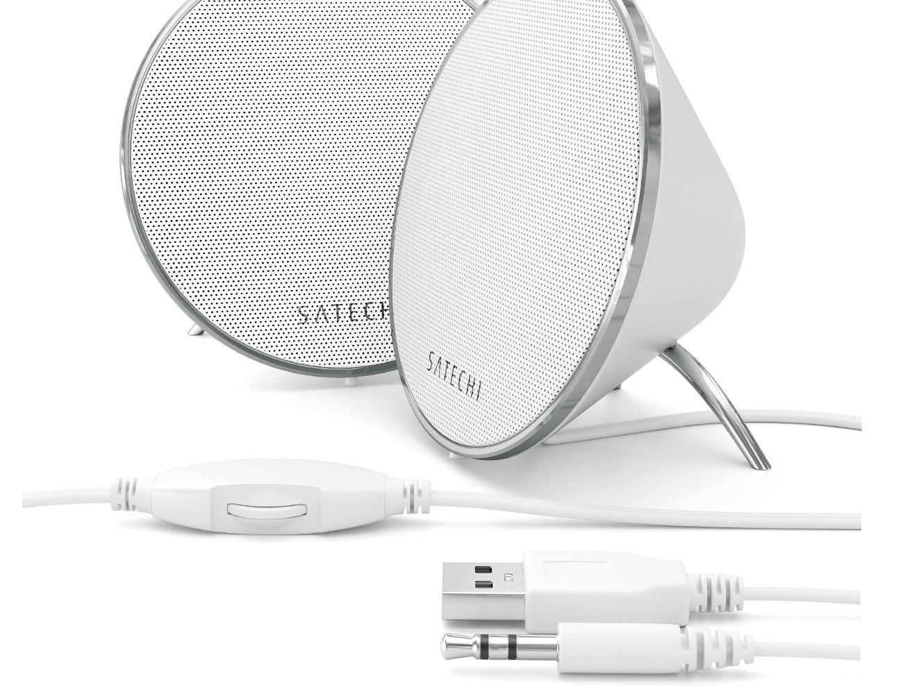 Satechi Dual Sonic Conical v2.0 Speakers